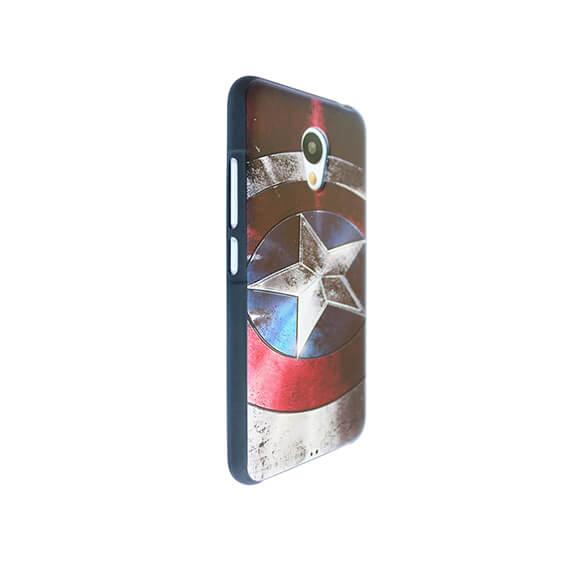 Купить Чехол-накладка Rebus для Meizu M3 / M3 mini / M3s Captain America, epik