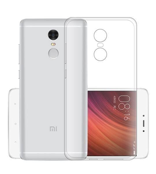 Купить TPU чехол Ultrathin Series 0, 33mm для Xiaomi Redmi Note 4 Бесцветный (прозрачный), epik