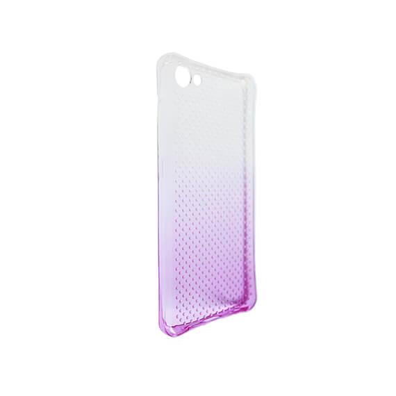 Купить TPU Чехол Gradient Color для Meizu U10 (с усиленными углами) Фиолетовый, epik
