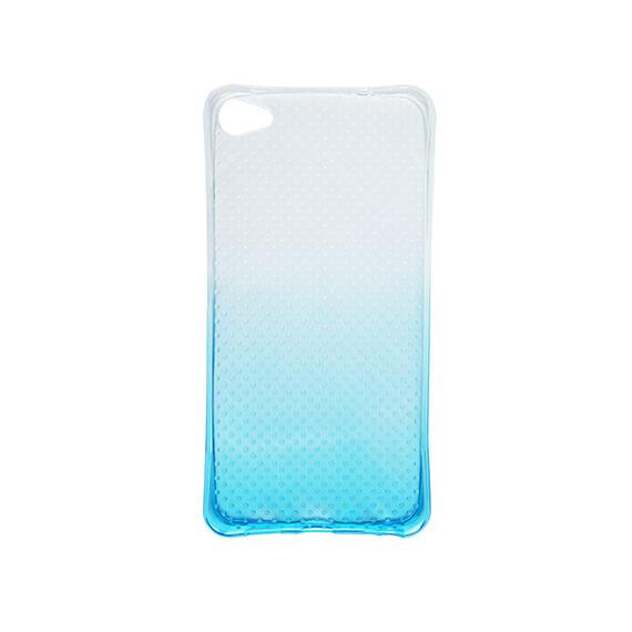 Купить TPU Чехол Gradient Color для Meizu U20 (с усиленными углами) Голубой, epik