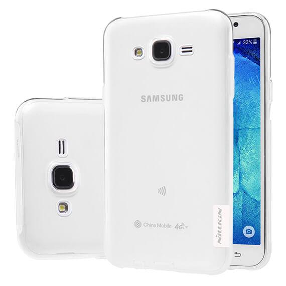 Купить TPU чехол Nillkin Nature Series для Samsung J500H Galaxy J5 Бесцветный (прозрачный)