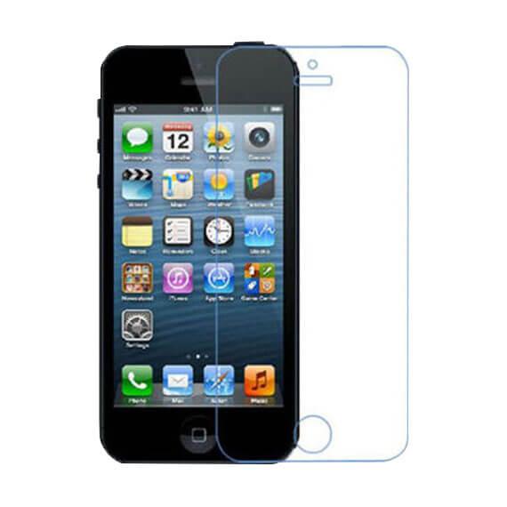 Купить Защитное стекло ROCK Premium Tempered (2.5D) Glass (Anti-Blue Light) для Apple iPhone 5/5S/SE