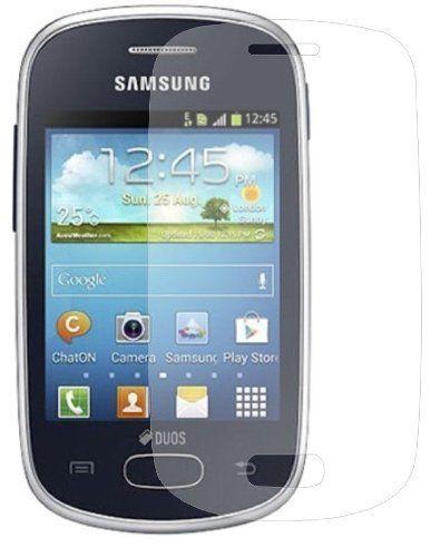 Купить Защитная пленка Screen Protector для Samsung Galaxy Star S5282 Прозрачная, epik