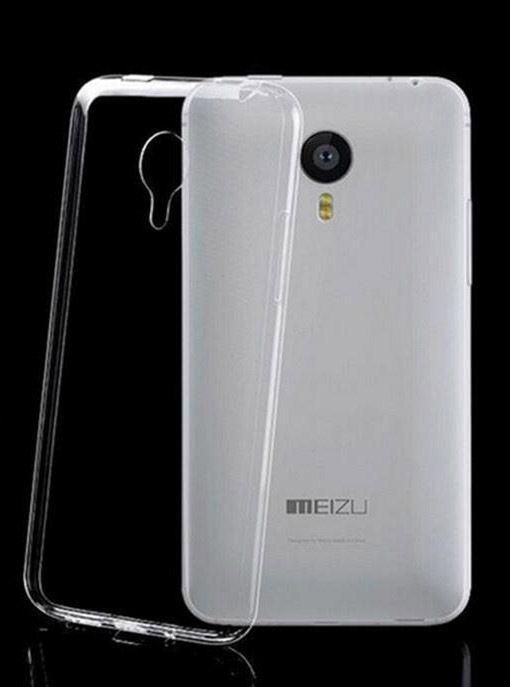 Купить TPU чехол Ultrathin Series 0, 33mm для Meizu M2 Note Бесцветный (прозрачный), epik