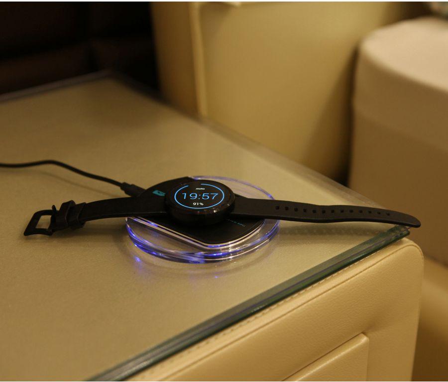 Купить Беспроводное зарядное устройство Nillkin Magic Charger DISK 2 Черный