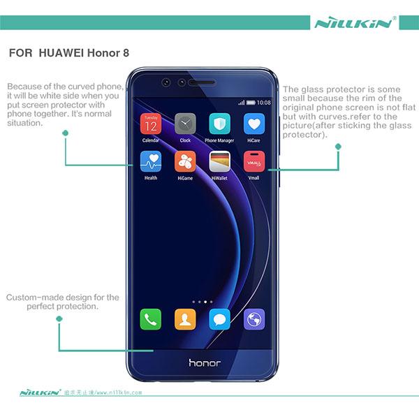 Купить Защитная пленка Nillkin для Huawei Honor 8 Матовая
