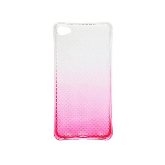 Купить TPU Чехол Gradient Color для Meizu U20 (с усиленными углами) Розовый, epik