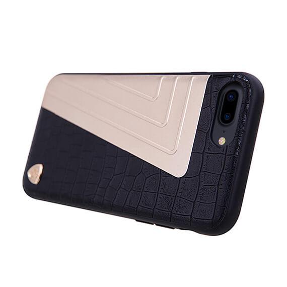Купить Кожаная накладка Nillkin Hybrid Series для Apple iPhone 7 plus (5.5 ) Черный