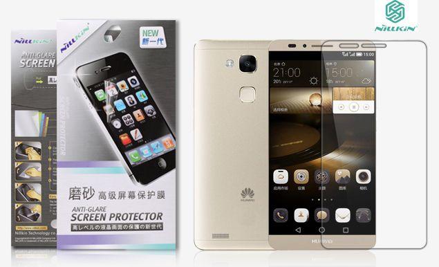 Купить Защитная пленка Nillkin для Huawei Ascend Mate 7 Матовая