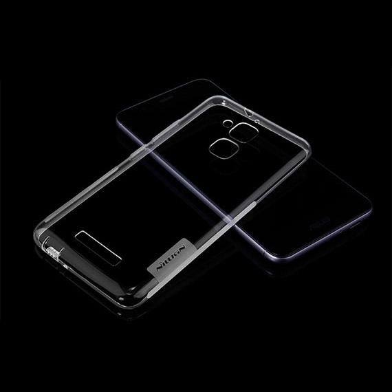 Купить TPU чехол Nillkin Nature Series для Asus Zenfone 3 Max (ZC520TL) Бесцветный (прозрачный)