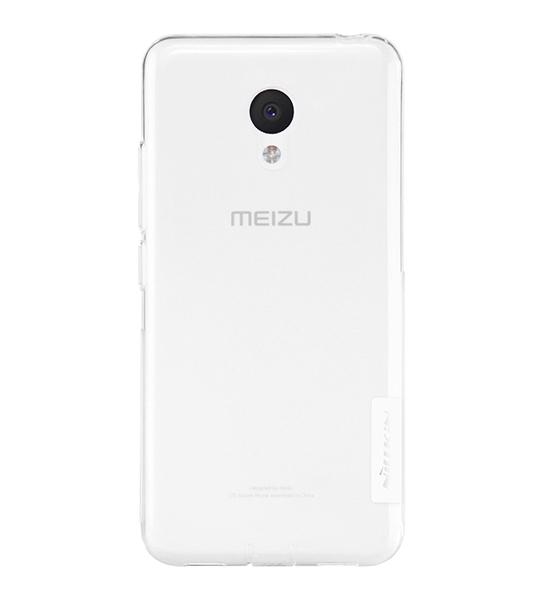 Купить TPU чехол Nillkin Nature Series для Meizu M3 / M3 mini / M3s Бесцветный (прозрачный)