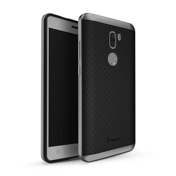 Купить Чехол iPaky TPU+PC для Xiaomi Mi 5s Plus Черный / Серый