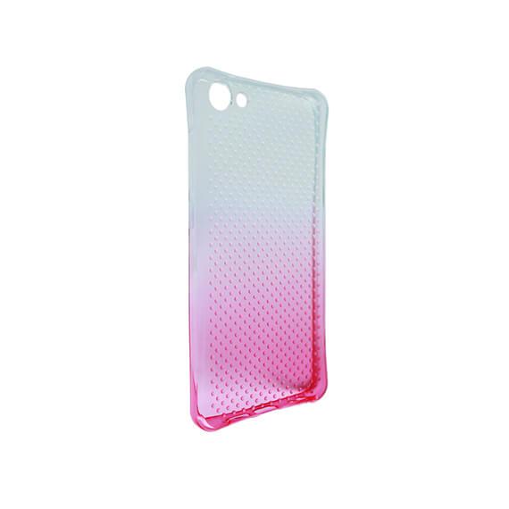 Купить TPU Чехол Gradient Color для Meizu U10 (с усиленными углами) Розовый, epik