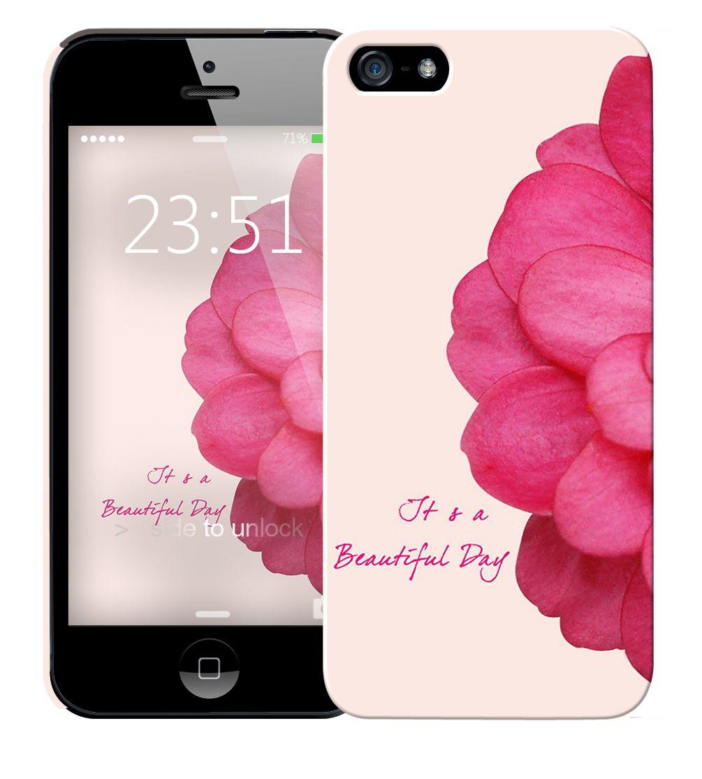 Купить Чехол «Прекрасный День» для Apple iPhone 5/5s