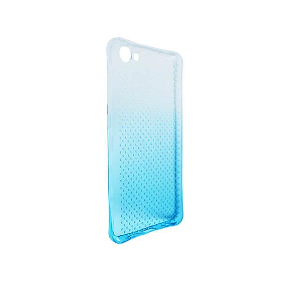 Купить TPU Чехол Gradient Color для Meizu U10 (с усиленными углами) Голубой, epik