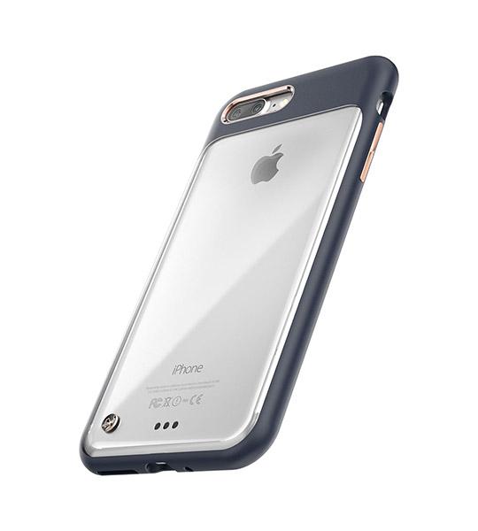 TPU+PC чехол STIL Monokini Series для Apple iPhone 7 plus (5.5 ) Синий / Navy  - купить со скидкой