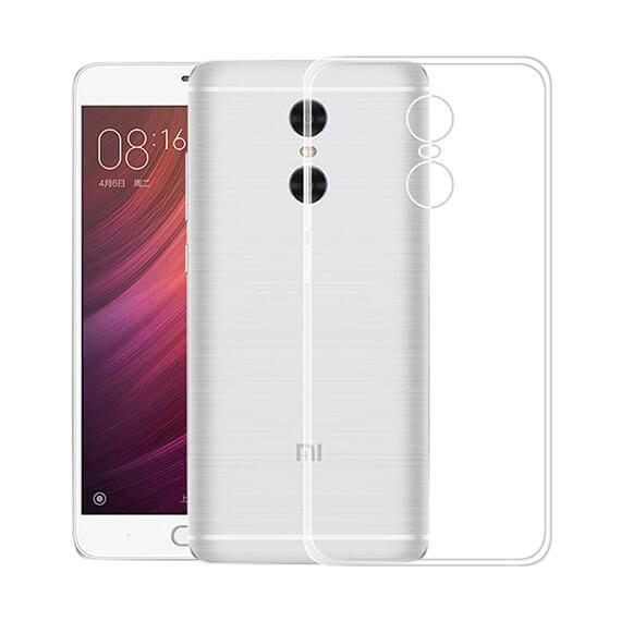 Купить TPU чехол Ultrathin Series 0, 33mm для Xiaomi Redmi Pro Бесцветный (прозрачный), epik