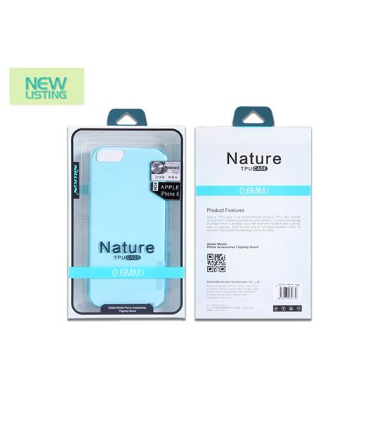 Купить TPU чехол Nillkin Nature Series для Motorola Moto Z (XT1650) Бесцветный (прозрачный)