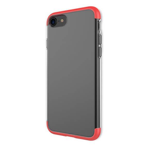 Купить TPU+PC чехол Rock Cheer Series для Apple iPhone 7 (4.7 ) Красный