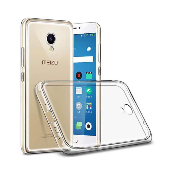 Купить TPU чехол Ultrathin Series 0, 33mm для Meizu M5 Note Бесцветный (прозрачный), epik