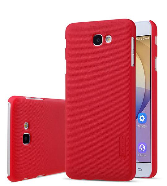 Купить Чехол Nillkin Matte для Samsung G610F Galaxy J7 Prime (2016) (+ пленка) Красный