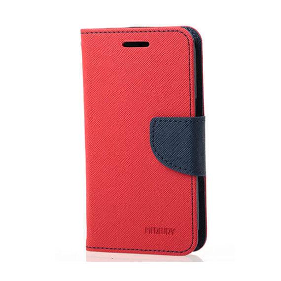 Купить Чехол (книжка) Mercury Fancy Diary series для Xiaomi Redmi 3 Pro / Redmi 3s Красный / Синий