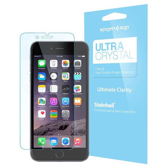 Купить Защитная пленка SGP Steinheil Series для Apple iPhone 6/6s plus (5.5 ) Ultra Crystal / SGP10874
