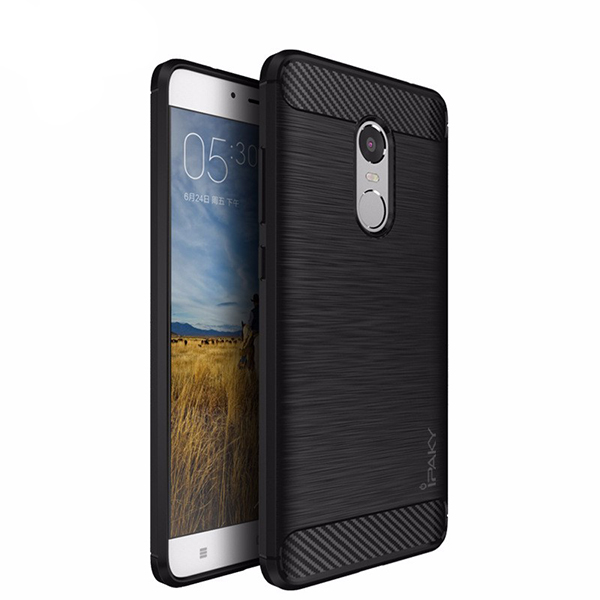Купить TPU чехол iPaky Slim Series для Xiaomi Redmi Note 4 Черный