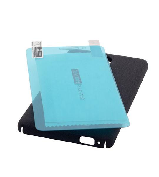 Купить Пластиковый чехол Msvii Quicksand series для Xiaomi Redmi Note 3 / Redmi Note 3 Pro Черный