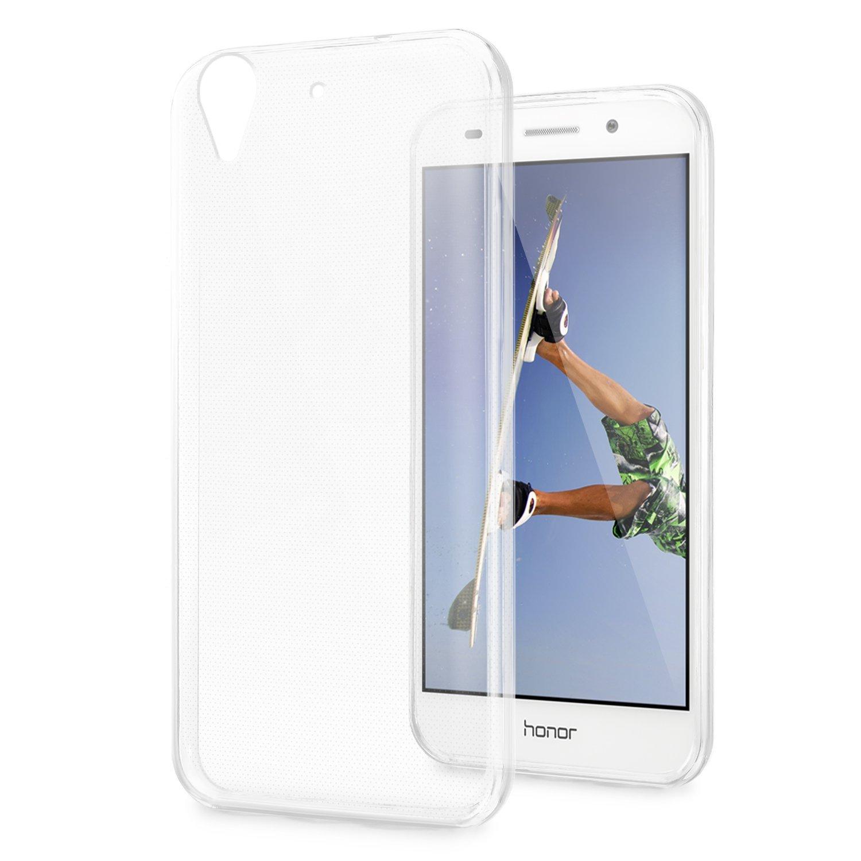 Купить TPU чехол Ultrathin Series 0, 33mm для Huawei Y6 II Бесцветный (прозрачный), epik