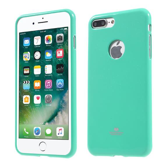 Купить TPU чехол Mercury Jelly Color series для Apple iPhone 7 plus (5.5 ) Бирюзовый