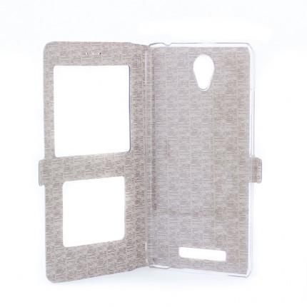 Купить Чехол (книжка) с PC креплением для Xiaomi Redmi Note 2 / Redmi Note 2 Prime Черный, epik