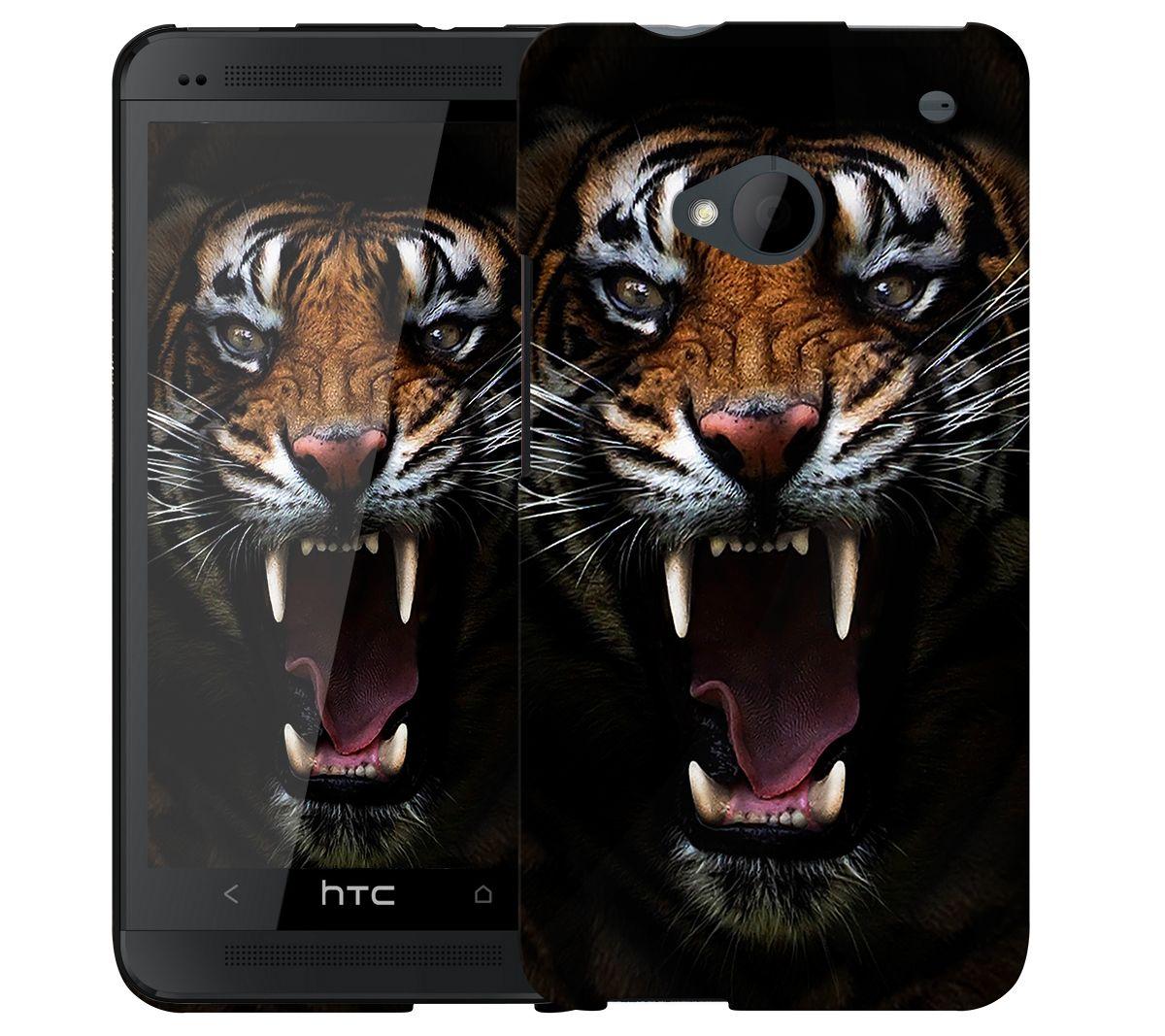 Купить Чехол «Супер тигр» для HTC One