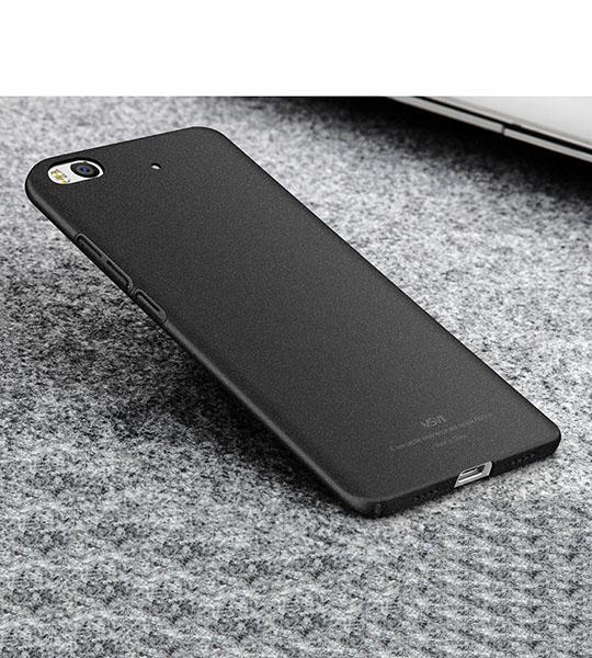 Купить Пластиковый чехол Msvii Quicksand series для Xiaomi Mi 5s Черный