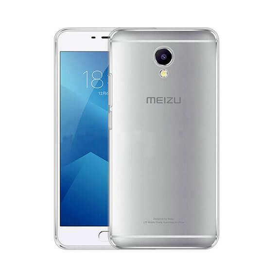 Купить TPU чехол Ultrathin Series 0, 33mm для Meizu MX6 Бесцветный (прозрачный), epik