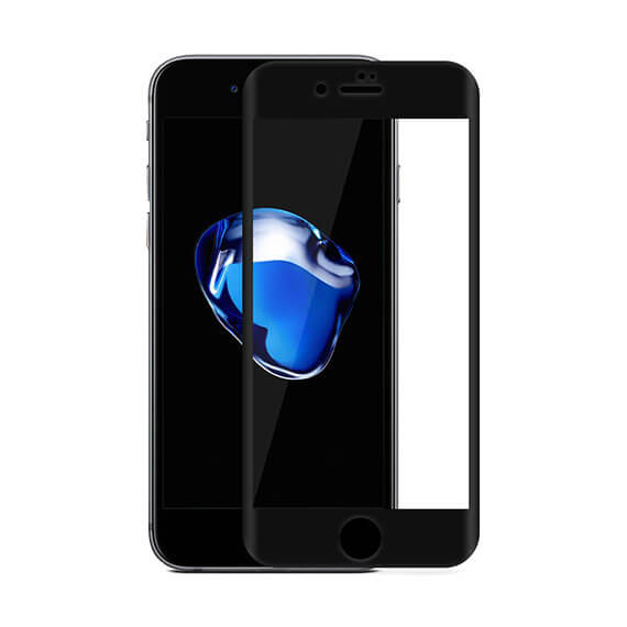 Купить Защитное стекло ROCK Tempered (3D) Glass Soft Edge series для Apple iPhone 7 plus (5.5 ) Черный