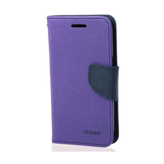 Купить Чехол (книжка) Mercury Fancy Diary series для Xiaomi Redmi 3 Pro / Redmi 3s Фиолетовый / Синий