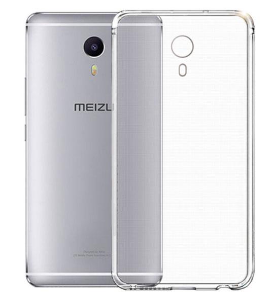 TPU чехол Ultrathin Series 0, 33mm для Meizu M3 Max Бесцветный (прозрачный), epik  - купить со скидкой