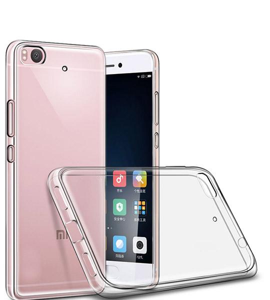 Купить TPU чехол Ultrathin Series 0, 33mm для Xiaomi Mi 5s Бесцветный (прозрачный), epik