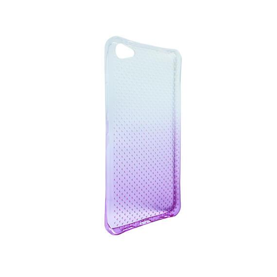 Купить TPU Чехол Gradient Color для Meizu U20 (с усиленными углами) Фиолетовый, epik