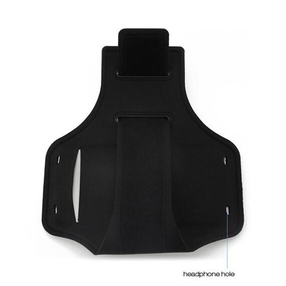 Купить Неопреновый спортивный чехол на руку Rock Sports Armband (B) для Apple iPhone 6/6s (4.7 ) Черный / Black