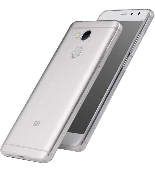 Купить TPU чехол Ultrathin Series 0, 33mm для Xiaomi Redmi 4 Бесцветный (прозрачный), epik