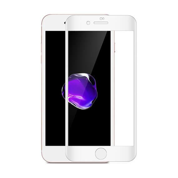 Купить Защитное стекло ROCK Tempered (3D) Glass Soft Edge series для Apple iPhone 7 plus (5.5 ) Белый