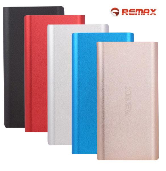 Купить Дополнительный внешний аккумулятор Remax Proda Vanguard 10000 mAh Синий