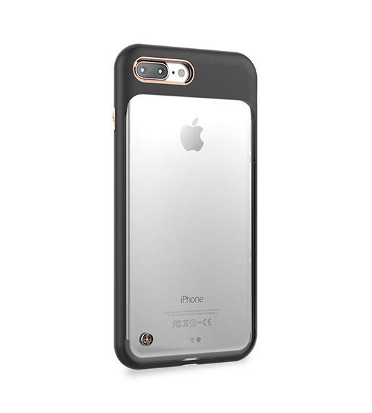 Купить TPU+PC чехол STIL Monokini Series для Apple iPhone 7 plus (5.5 ) Черный / Black