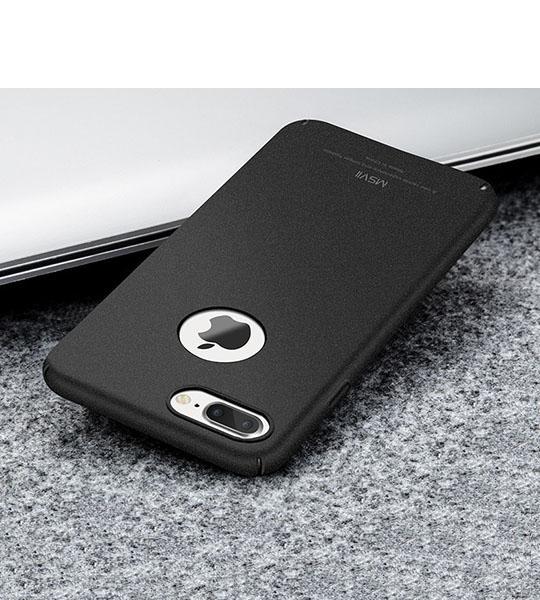 Купить Пластиковый чехол Msvii Quicksand series для Apple iPhone 7 plus (5.5 ) Черный