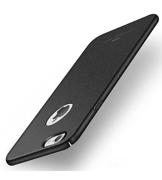 Купить Пластиковый чехол Msvii Quicksand series для Apple iPhone 7 (4.7 ) Черный