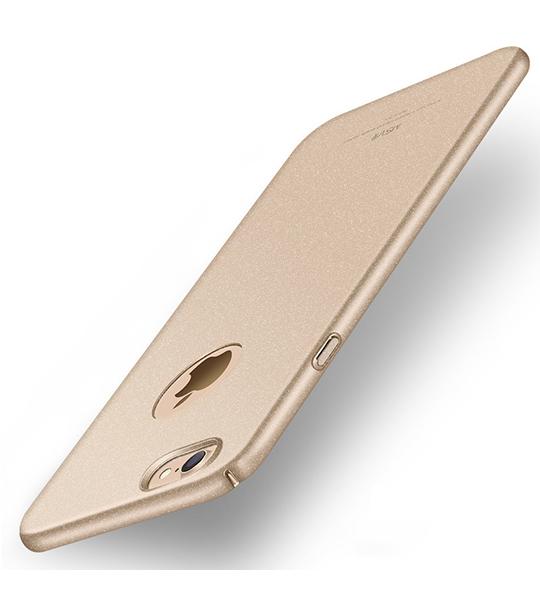 Купить Пластиковый чехол Msvii Quicksand series для Apple iPhone 7 (4.7 ) Золотой