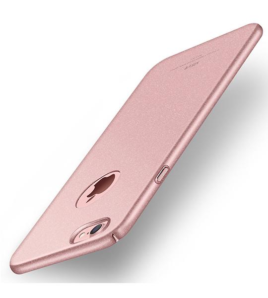 Купить Пластиковый чехол Msvii Quicksand series для Apple iPhone 7 (4.7 ) Розовый