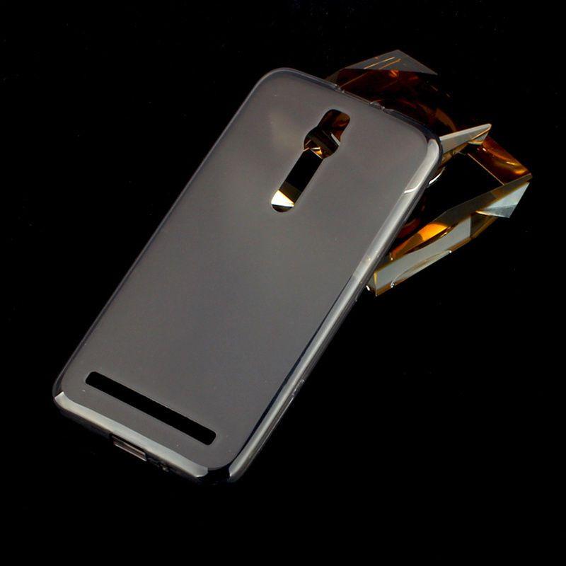 TPU чехол Epik для Asus Zenfone 2 (ZE551ML/ZE550ML) Черный (soft-touch)